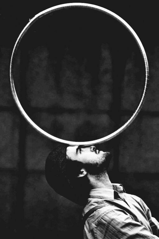 Il cerchio - L. Buricelli #interiordesign  #arredamento #stampe