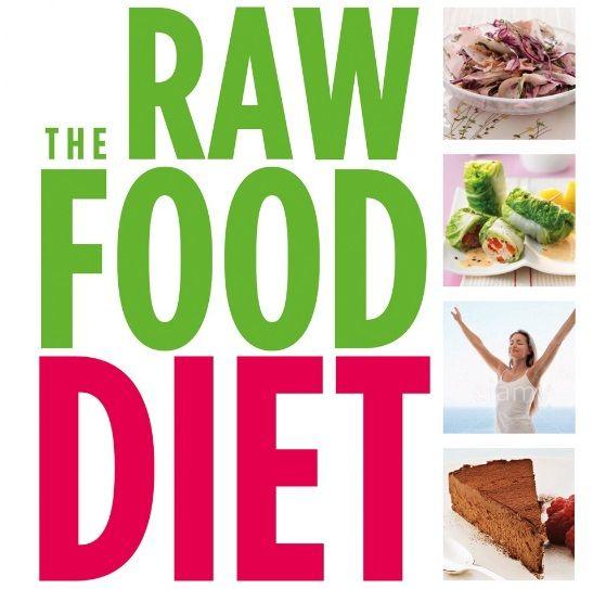 Turun Berat Badan Dengan Raw Food Diet, menu makanan mentah.