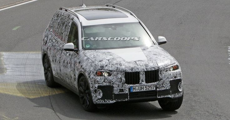 Awesome BMW 2017: BMW X7 Concept Allegedly Coming To Frankfurt Motor Show #BMW #BMW_Concepts... Car24 - World Bayers Check more at http://car24.top/2017/2017/07/06/bmw-2017-bmw-x7-concept-allegedly-coming-to-frankfurt-motor-show-bmw-bmw_concepts-car24-world-bayers/