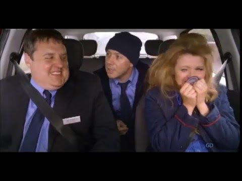 Peter Kay's Car Share Outtakes - YouTube