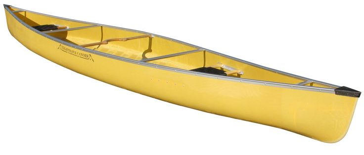 The Pegasus canoe is a high capacity canoe. Perfect family canoe or expedition canoe. Up to four people can paddle in this lightweight large kevlar canoe.