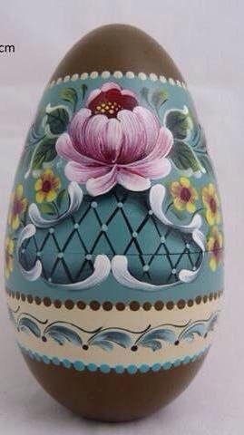 Bauernmalerei ovos decorados Mundo da Arte Atelier