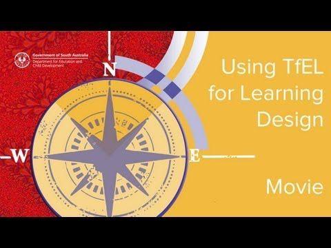 Using TfEL For Learning Design Splash Movie