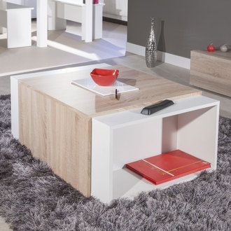 25 best ideas about table basse bois on pinterest tables basses modernes - Table basse bois moderne ...