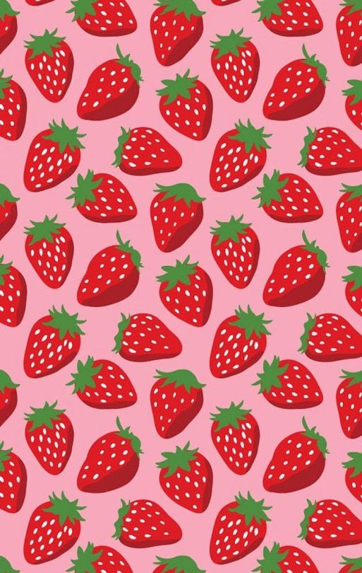 strawberries wallpaper background wallpapers