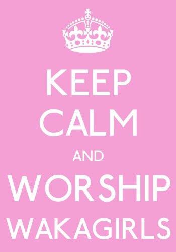 Worship wakaberry girls