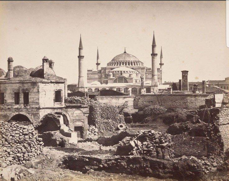 Ayasofya Camii, 1865