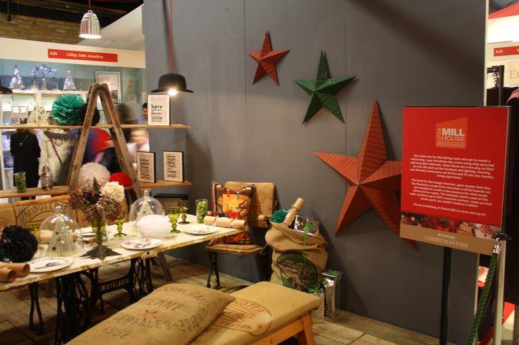 Country Living Christmas Fair | Little Mill House
