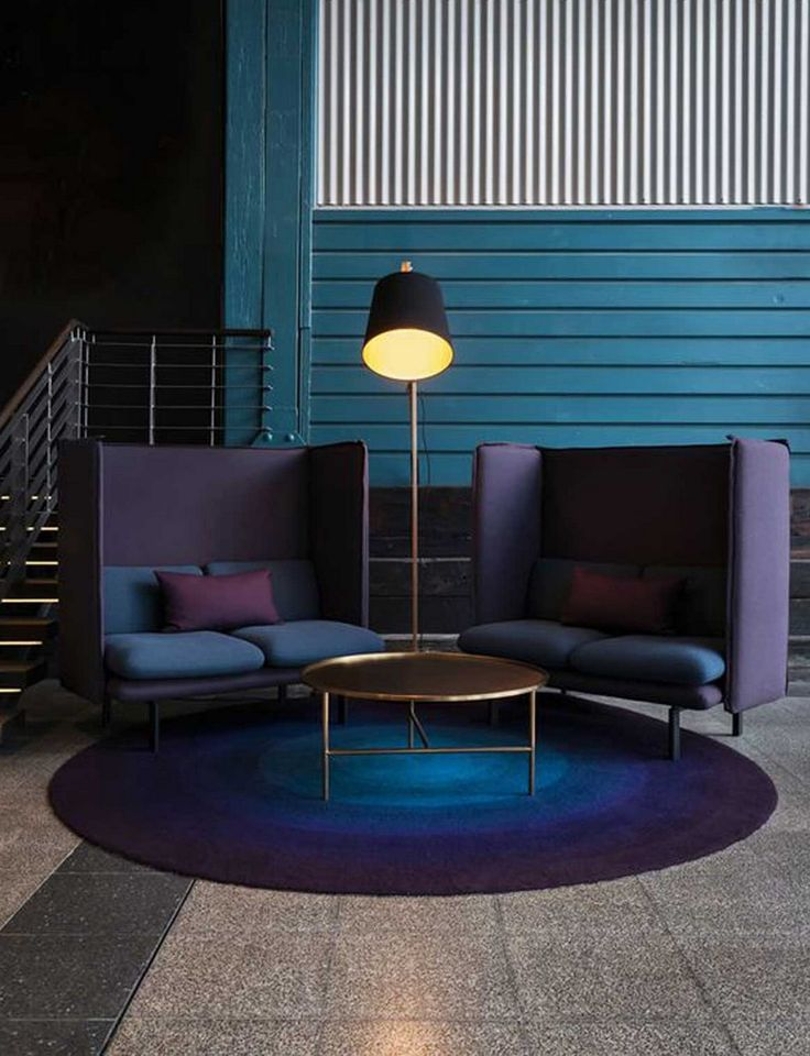Meet 6 Hotel Projects Featuring Modern Sofas   Mid-century Sofas   Modern Sofas   Hospitality Projects   #interiordesignprojects #mosernsofas #upholsteredpieces   more @ http://modernsofas.eu/2017/10/13/meet-hotel-projects-featuring-luxurious-sofas/