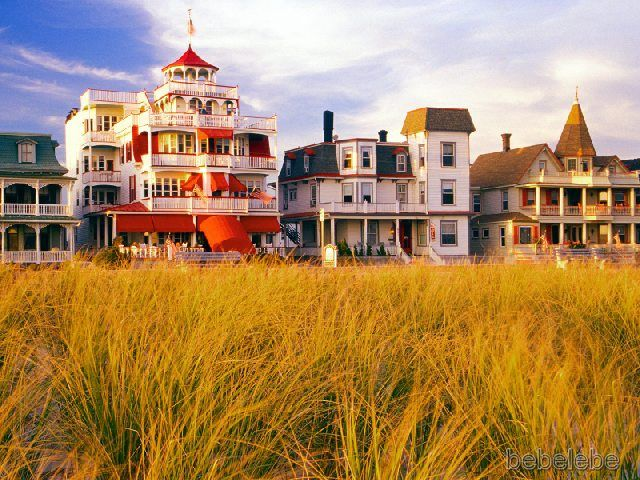 Cape May, NJ - Picturesque Cape May holds the distinction of being the oldest seashore resort in the United States and one of the most unique.