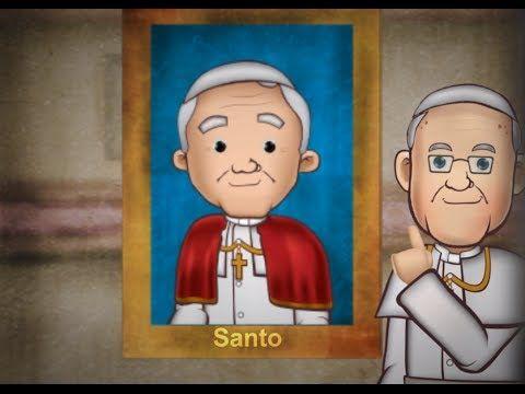 Catholic Saints Videos on YouTube - Sara J Creations