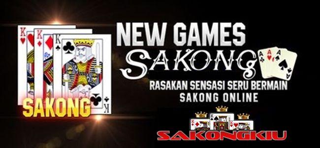 Situs Bandar Judi Sakong Online