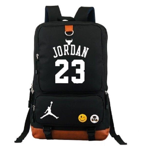 517c2cb590 New Classic JORDAN 23 MICHAEL JORDAN Backpack Rucksack Laptop Travel School  Bag  OL  Backpack