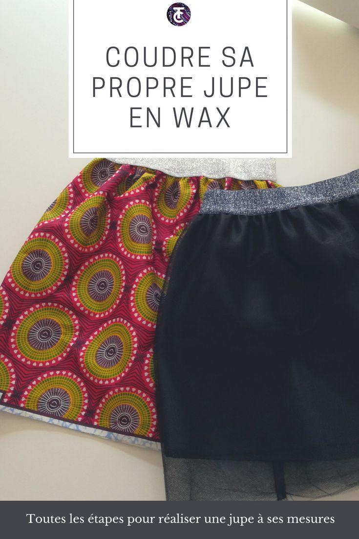 Coudre sa première jupe en seulement 30 minutes lTutos couture.com