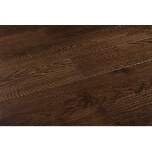Wood+ Flooring Engineered Oak 14/3x125mm Caramel Stained Real Wood Flooring