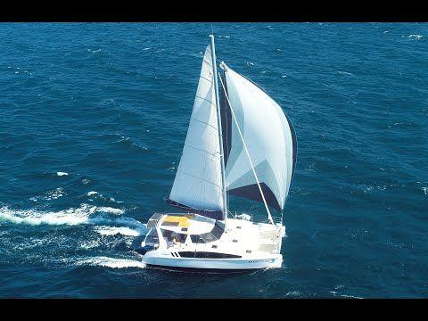 Sailing the Seawind 1260 - Voted best catamaran under 50