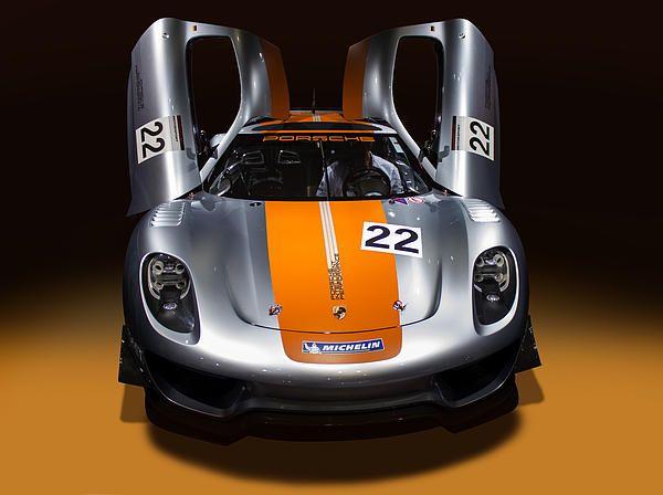 Porsche silver colour