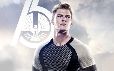 Gloss - The Hunger Games: Catching Fire wallpaper