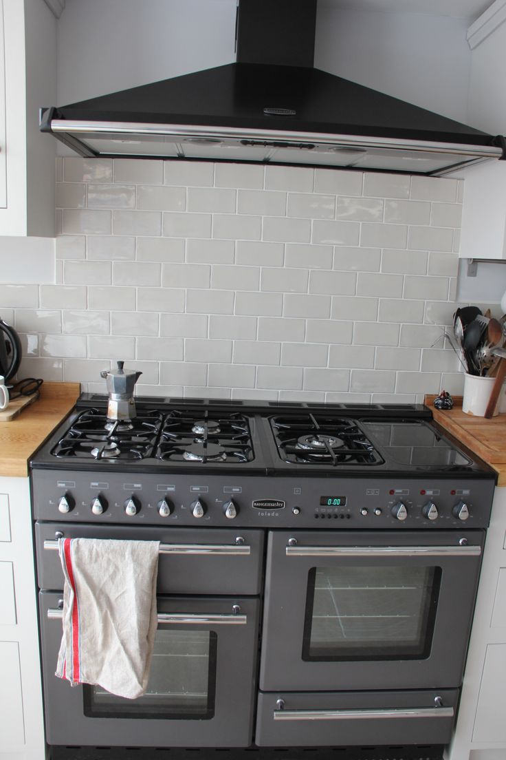 Rangemaster Toledo 110 gunmetal grey from Redhill Appliances (ex display to save money)