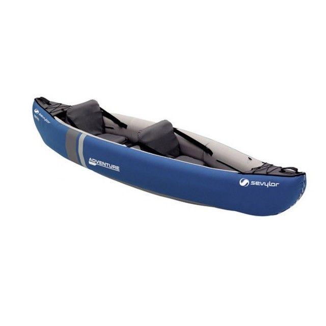 Poze Canoe pentru 2 persoane Sevylor Adventure Kit