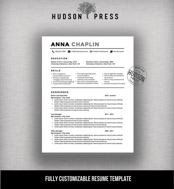 12 best Graphic Designer Resume images on Pinterest Resume - microsoft word resume template for mac