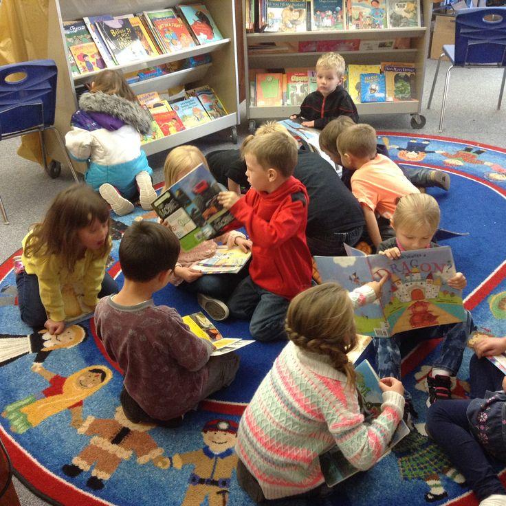https://flic.kr/s/aHsm6LDYcA | Lovell Elementary School Library