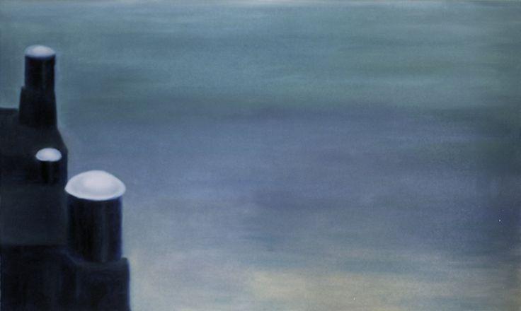 Harka Ágnes 100x150 cm oil on canvas