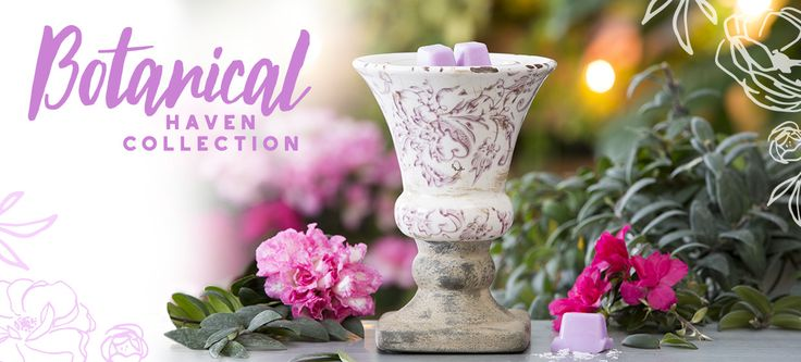 Botanical Haven Collection - Scentsy Australia and New Zealand