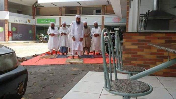 Muçulmanos desembarcam desta vez no Piauí para profetizar o islã; Polícia federal monitora. Agenda de dominação islâmica prossegue no Brasil!