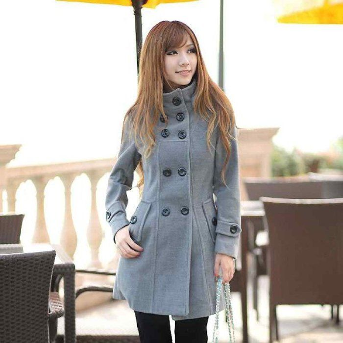 Winter Jackets And Coats Collection 2014-15 For Girls