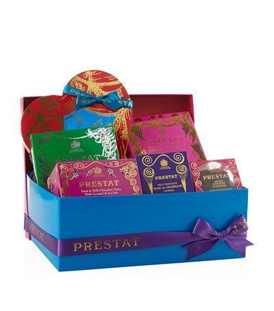 Prestat Chocolate Box Collection Hamper | Harrods