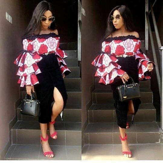 7ac890d6bbe36 Get Latest Ankara Styles In 2018