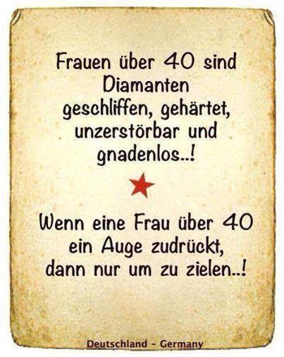 Die unter 40 auch!!!