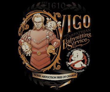 Ghostbusters Vigo T-Shirt – Ghostbusters II Vigo the Carpathian Shirt
