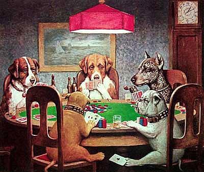 Jugando al strip poker - 2 4