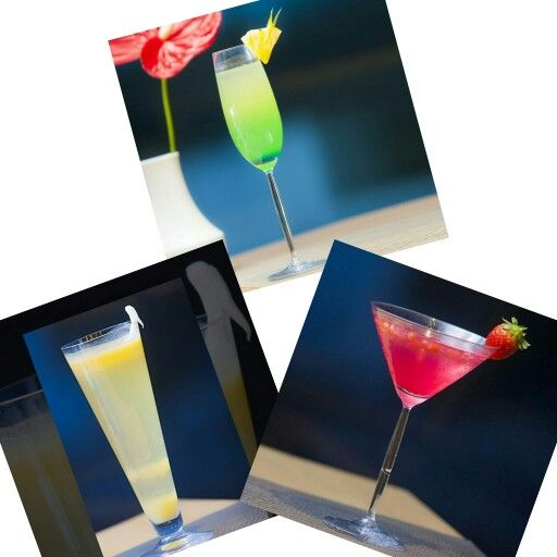 Its time to raise a toast with these exotic cocktails ... Delicately crafted at #CrownePlazaChennai #Adyarpark