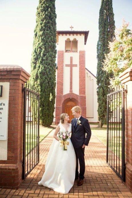 #wedding #church #ceremony