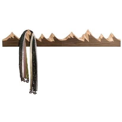 Mountain Range Coatrack |  Brave Space Design