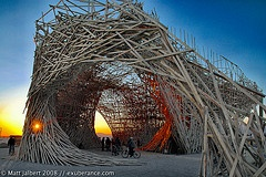 It's from Burning Man and would LOVE to go to Buring Man one day in my life.