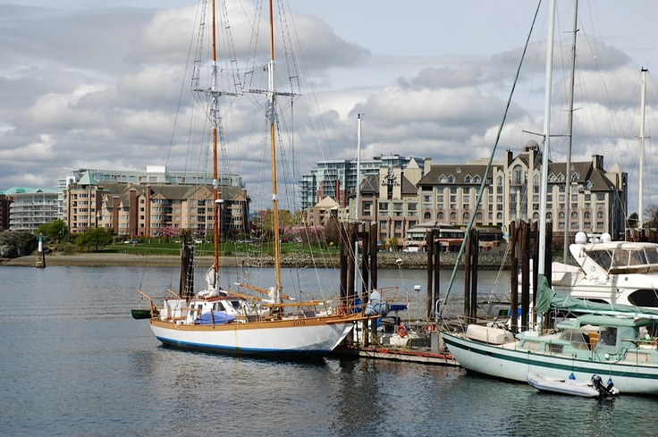 Inner Harbour,Victoria