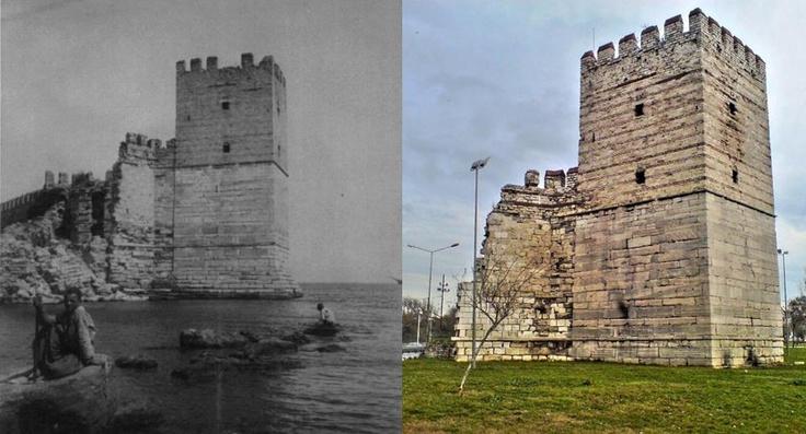 Constantinople City Walls