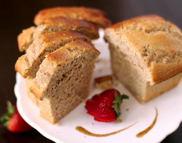 Vanilla Bean Pound Cakes