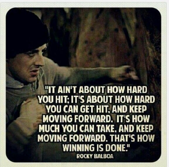 Rocky Balboa Life Is Hard Quote: Rocky Iv Balboa Quotes. QuotesGram