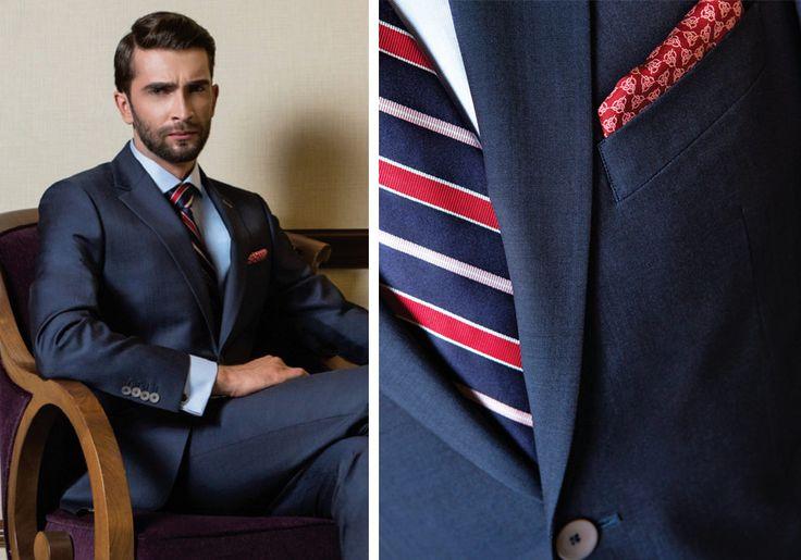 Gentlemen's Travel Suit