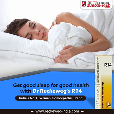German Homeopathy Drops for Insomnia, Sleep Disorders. Buy R14 medicine online