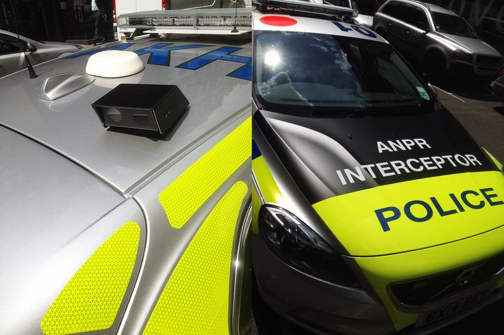 ANPR (Automatic Number Plate Recognition) Interceptor-30.6.14