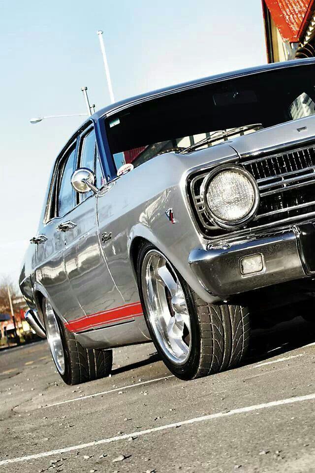 XR GT FALCON