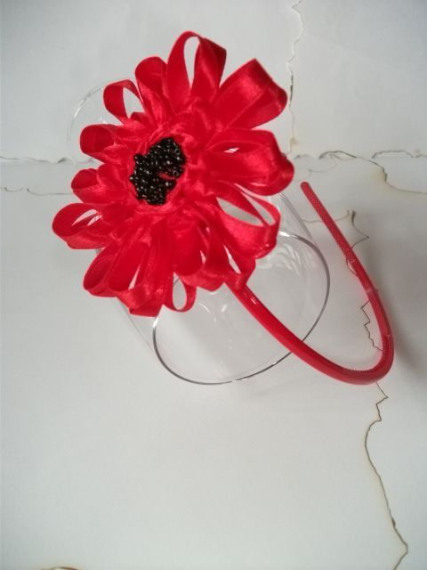 Headbands flower.