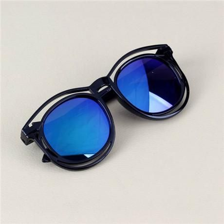 3-13Years Fashion Children Sunglasses Kids Boy Girl Sun Glasses Plastic Frame 12 Colors Cute Cool Goggles UV400