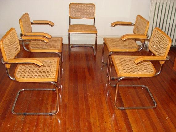 How Furniture Knockoffs Affect Interior Design ~ Mid century modern furniture knock offs